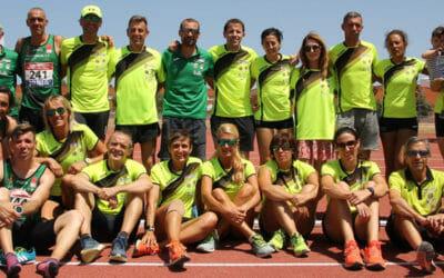 El Playas se lleva 15 medallas en un gran Nacional sub-23 en Tarragona