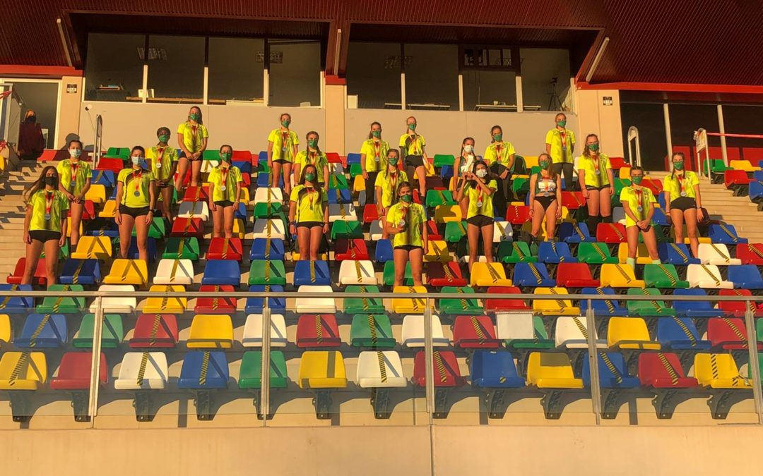 El Playas de Castellón doble subcampeón de España de clubes sub16