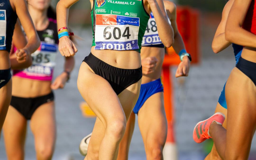 El Playas de Castellón consigue dos medallas en el nacional de fondo en pista