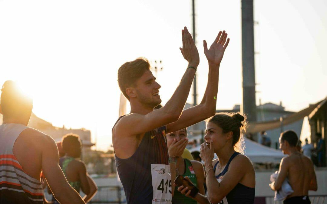 Castelló celebra el mejor meeting de atletismo de su historia con una lluvia de mínima olímpicas