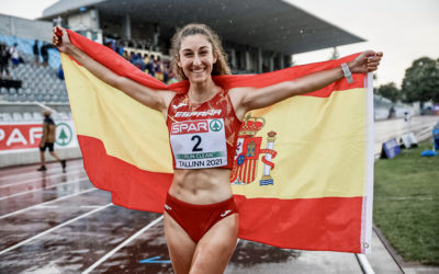 3 medallas para los atletas del Playas en el europeo sub23